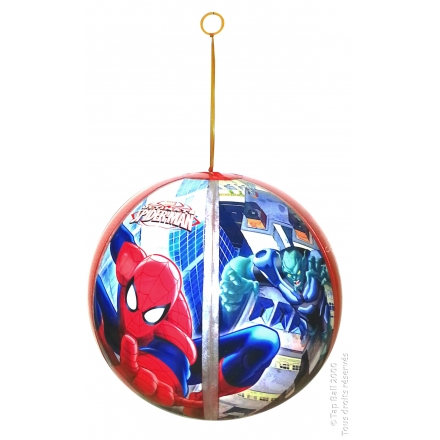 x12 Mega Tap-Ball SPIDERMAN 30cm