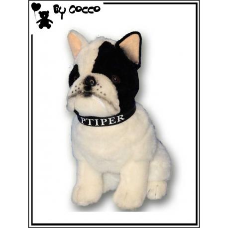 Bulldog Peluche 27 cm