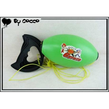 Ballon à Double Poignées Vert