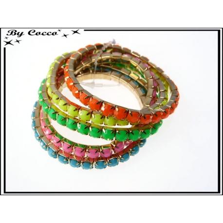 5 Bracelets - Fluos