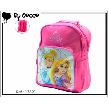 Sac à Dos Princesses Rose