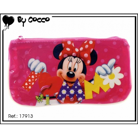 Trousse Minnie Fuschia