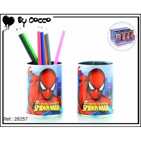 Pot à crayon Spiderman
