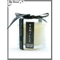 Bougie parfumée - Vanille