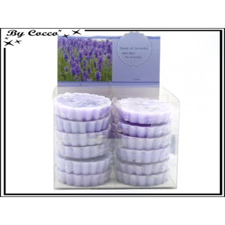 Galets senteur - Lavande - Violet x24