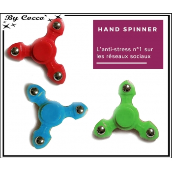 Hand Spinner Billes