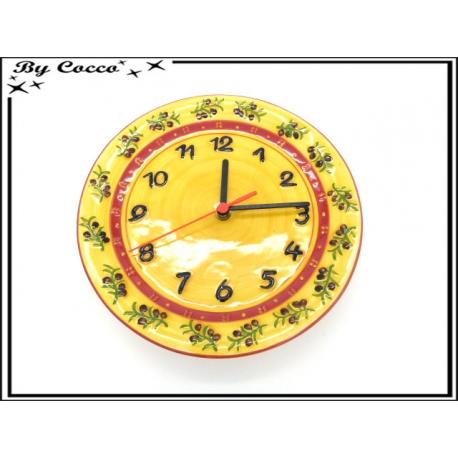 Horloge - Tons provencal