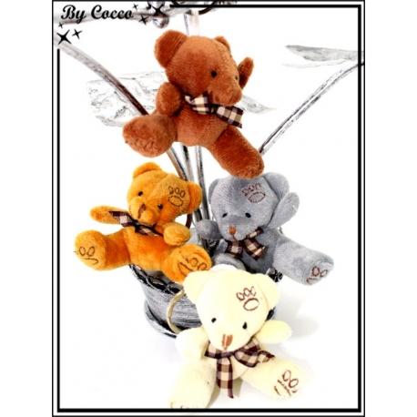 Bijoux de sacs - Petits ours - Multicolor