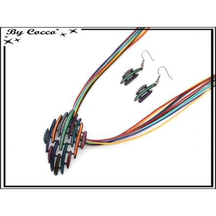 Parure - Cordon - Multicolor