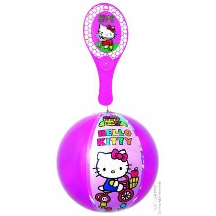 Tap-Ball x120 HELLO KITTY Couleurs Assorties