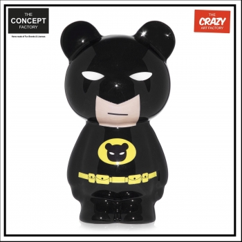 Figurine Super Héros - Petit Batman - Noir - The Crazy Art Factory