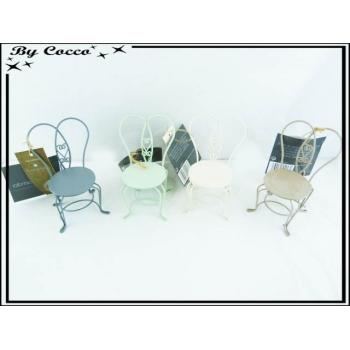 Rond de serviette - Chaise