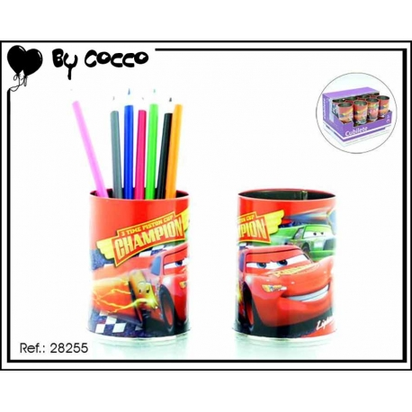 Pot à crayons Cars