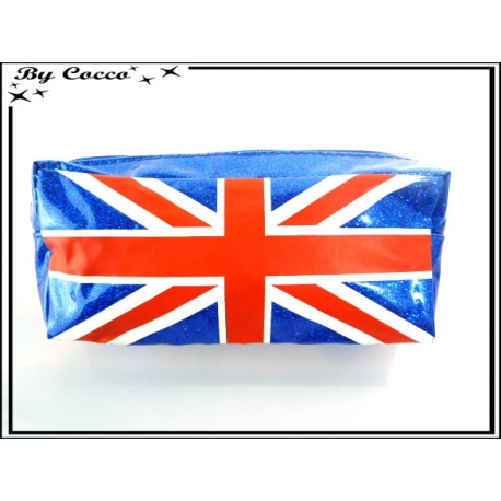 Trousse - Grande Bretagne - Fond Bleu