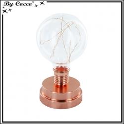 Lampe - Ampoule  - Cuivre