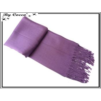 Pashmina - Uni - Violet