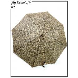 Parapluie - Canne - Motif panthère