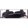 Vivi Secret 8 - Grande Besace rectangle - Double poche avant zippée - 7 Poches - Charleston - Multicolor