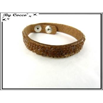 Bracelet - Perles - Bronze
