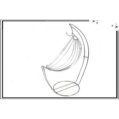 Corbeille à fruits - Forme hamac