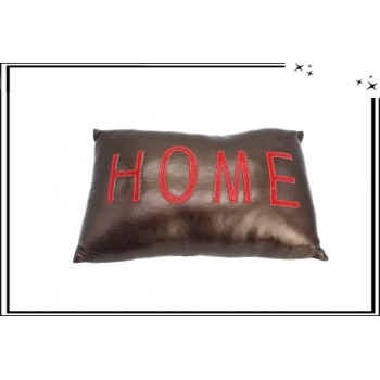 Coussin rectangulaire - HOME