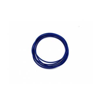 Bracelets - Elastiques - Ressort - Bleu roi x6