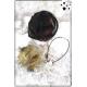 Cocco Box - Bijoux fantaisie et foulard - Noir et beige