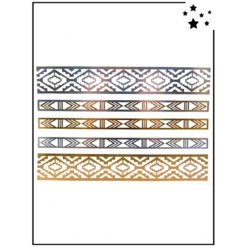 Tattoo Bijoux - Motif Lace 2 - Tatouage éphémère