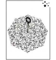 Parapluie inversé - Pop Art - Façon Lichtenstein