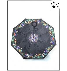 Parapluie inversé - Motif tropical