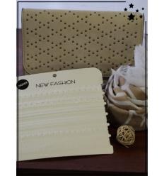 Cocco Box - Pochette/Sac bandoulière, chockers et foulard