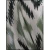 TU max 46/48 - 100% coton - Poncho d'été - Motifs et touches brillantes - Vert