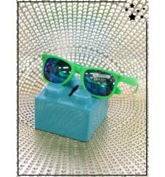 Lunette de soleil enfant - CE - UV400 - Vert