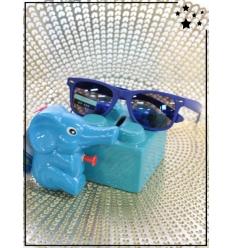 Lunette de soleil et pistolet à eau éléphant - CE - Bleu