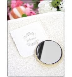 Miroir - Belissima - Blanc