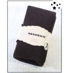 Collant opaque - Marron