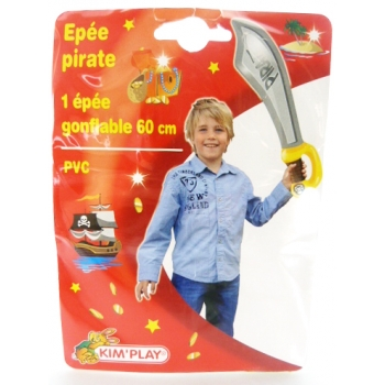 Epée Pirate Gonflable